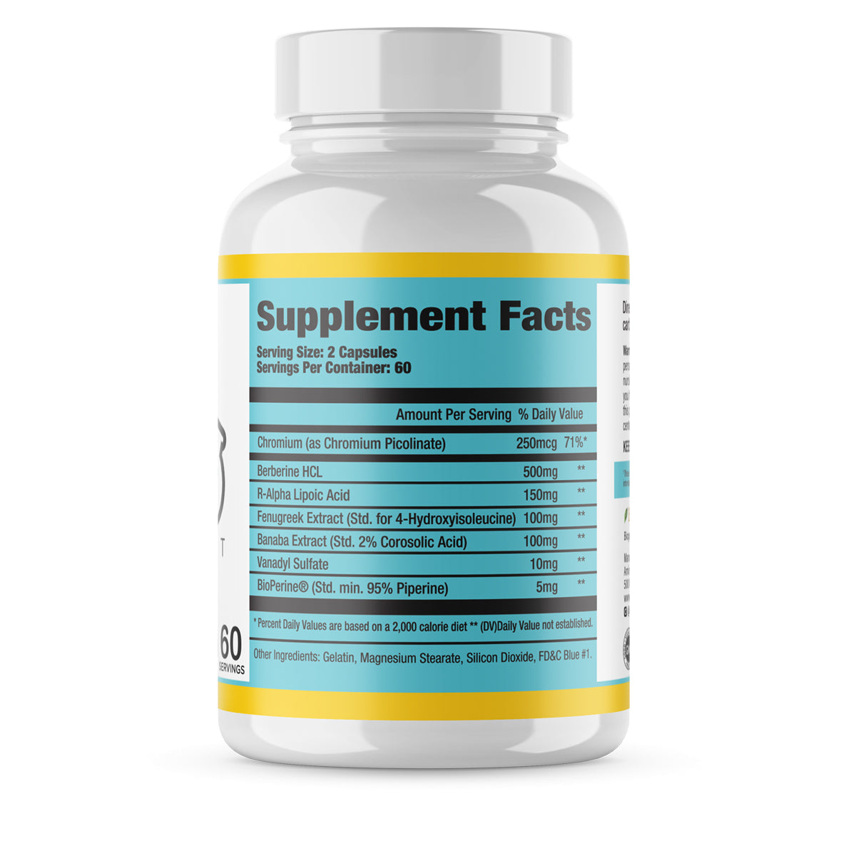 Carb Control Dietary Supplement | GDA | Amino Depot