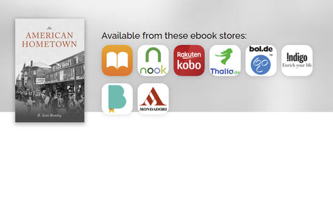 List of E-Book Vendors for An American Hometown