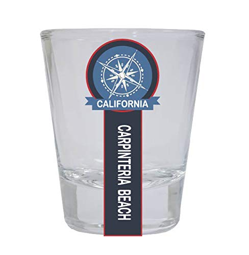 Carpinteria California Nautical Shot Glass
