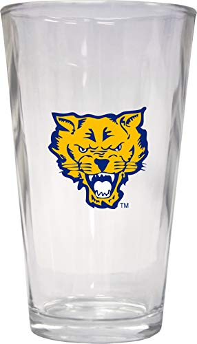 Fort Valley State University Pint Glass 4 Pack