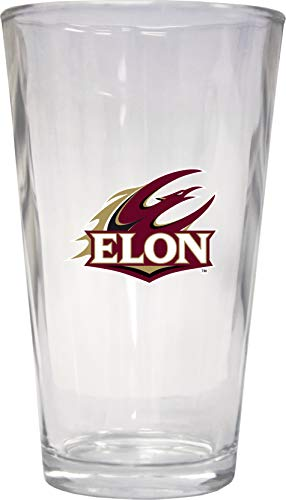 Elon University Pint Glass
