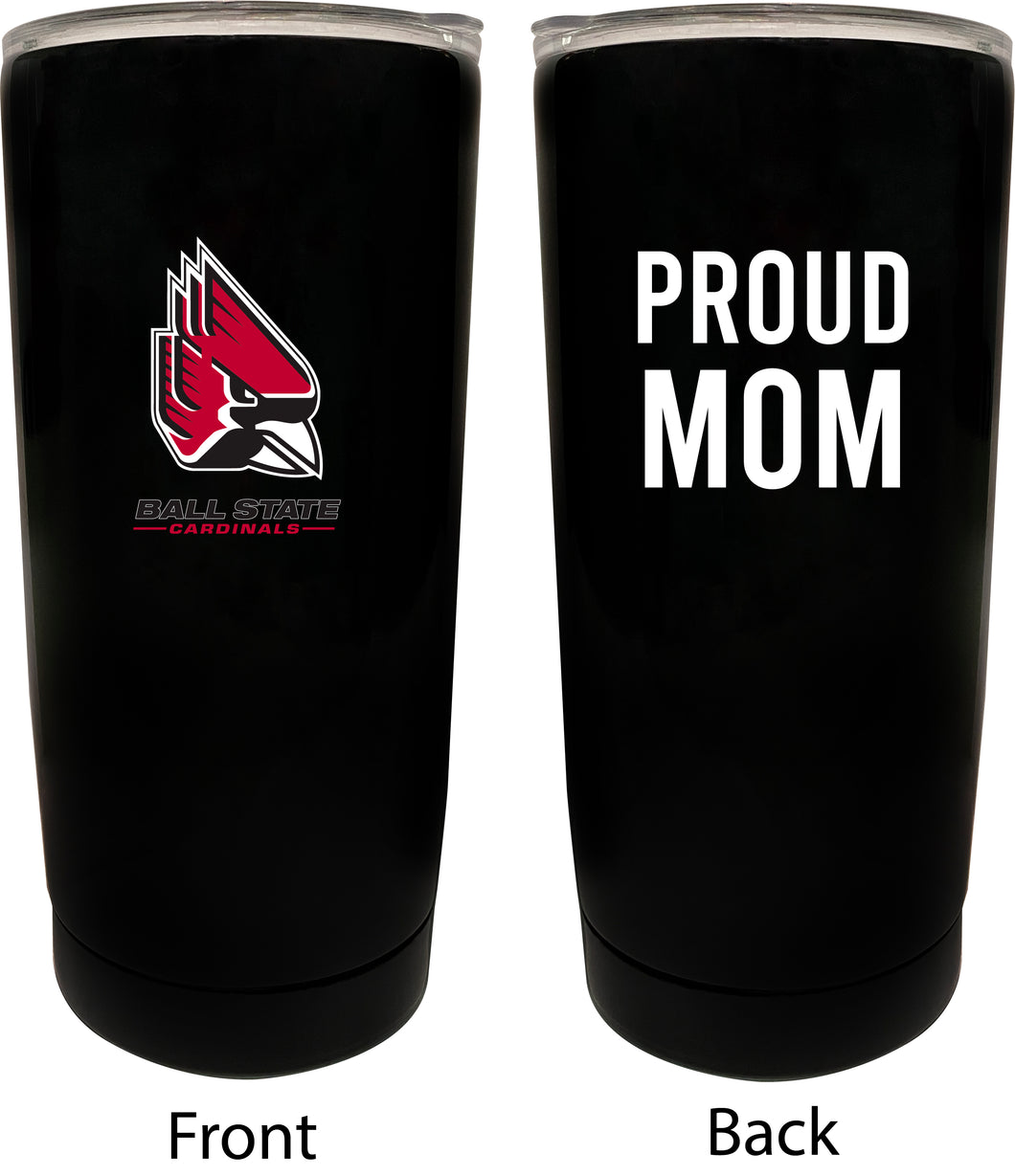 Ball State University Proud MOM Tumbler
