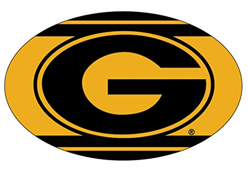 Grambling University Oval Decal