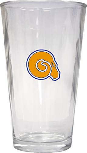Albany State University Pint Glass