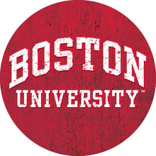 Load image into Gallery viewer, Boston University NCAA 4' Round Decal