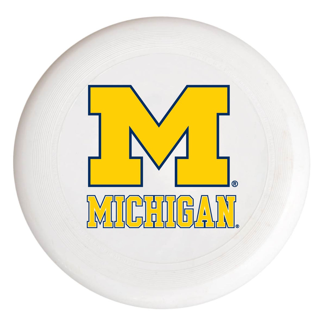 Michigan Wolverines University NCCA Sports Flying Disc