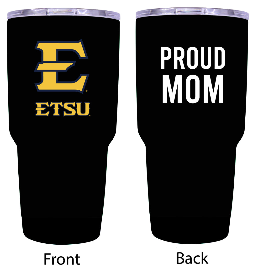 East Tennessee State University Proud MOM Insulated Tumbler