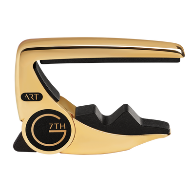 G7th Performance 3 18kt Gold-Plated Guitar Capo