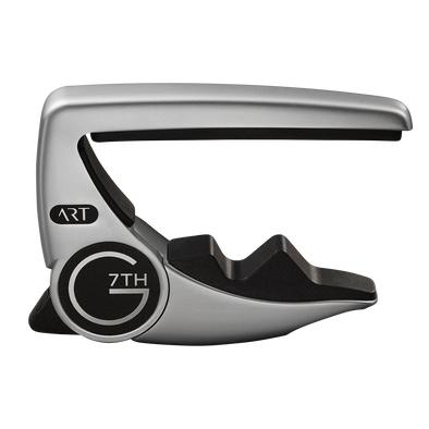 G7th Performance 3 Silver Guitar Capo