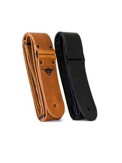 Heistercamp CATALYST Leather Guitar Strap