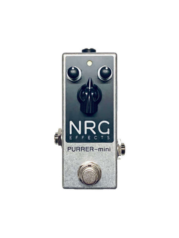 NRG Effects PURRER Mini Overdrive