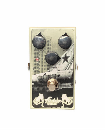 Fredric Effects GREEN RUSSIAN Fuzz