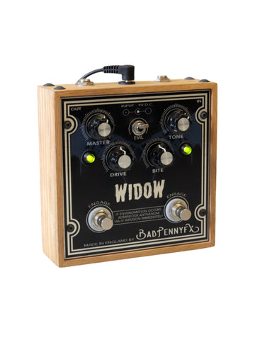 Bad Penny FX WIDOW Overdrive Fuzz