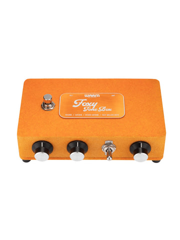 Warm Audio FOXY TONE BOX Octave Fuzz Pedal