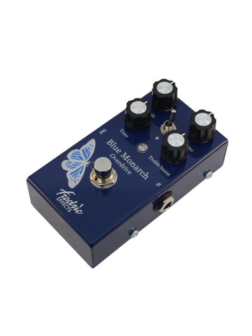 Fredric Effects BLUE MONARCH Overdrive