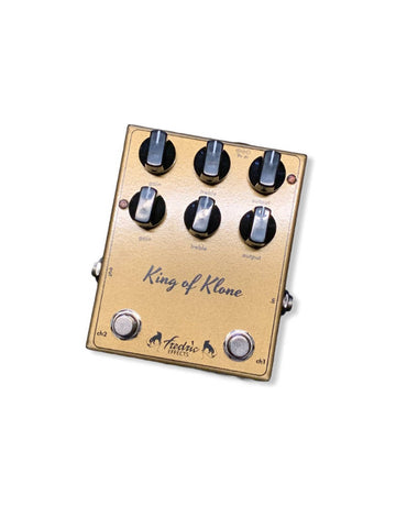 Fredric Effects KING OF KLONE Overdrive