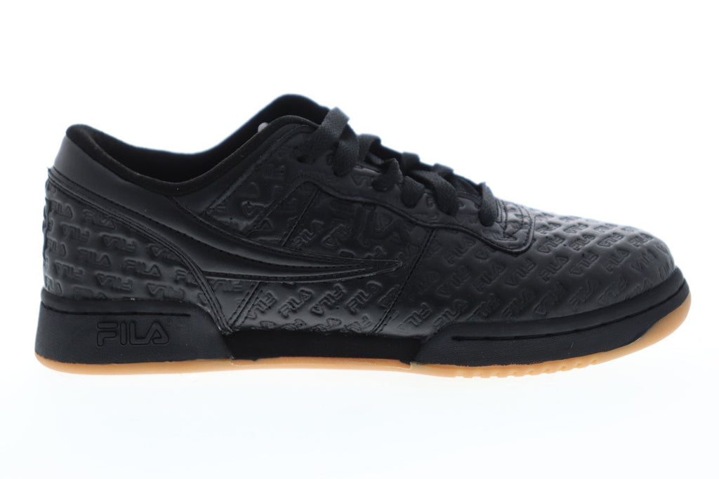Fila Original Fitness Small Logos Black/Gum