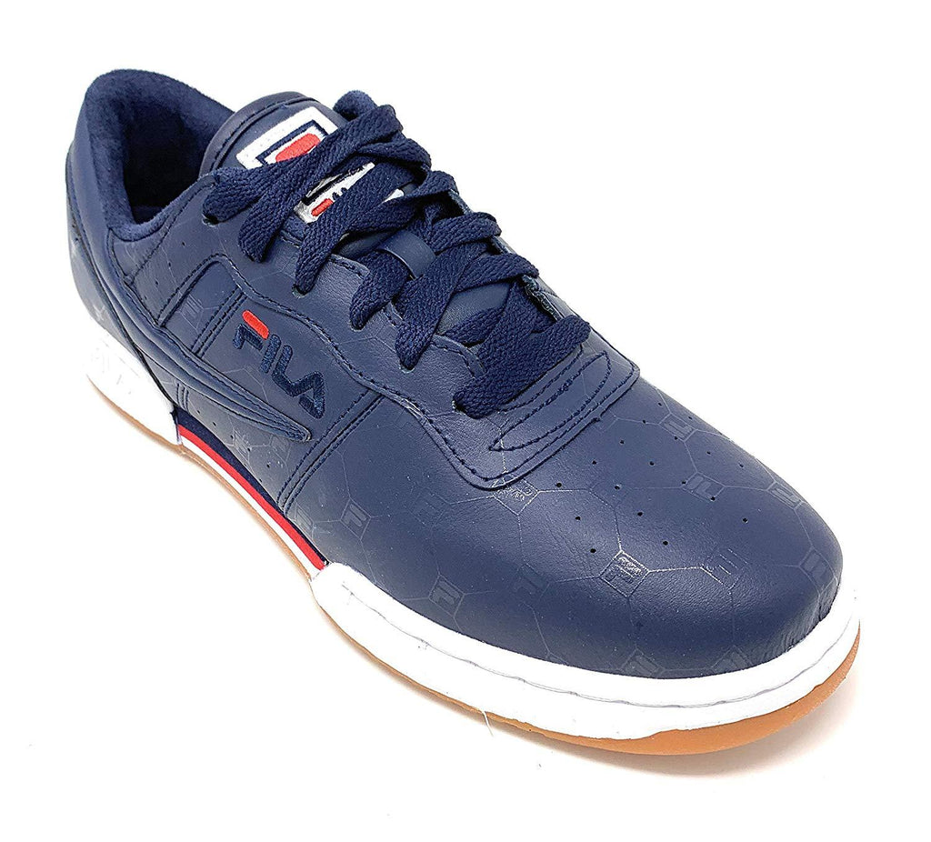 Fila Original Fitness Archive Navy/White/Red