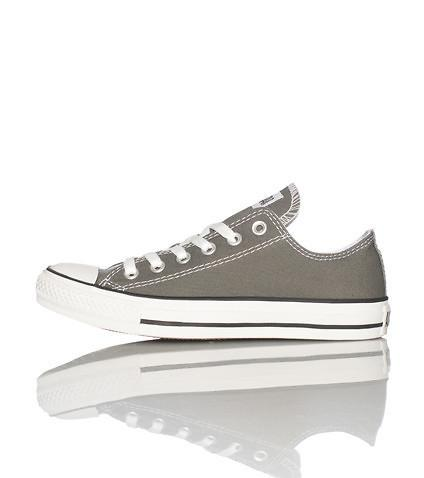 Converse All-Star Lo Top Charcoal Gray (GS)