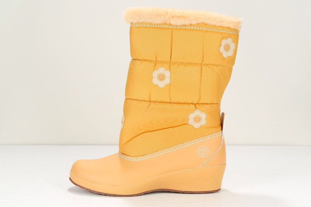 Timberland Glacial Goddess Wheat Wedge Boot (GS)