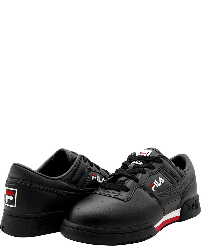 Fila Original Fitness Black/Red/White (GS)