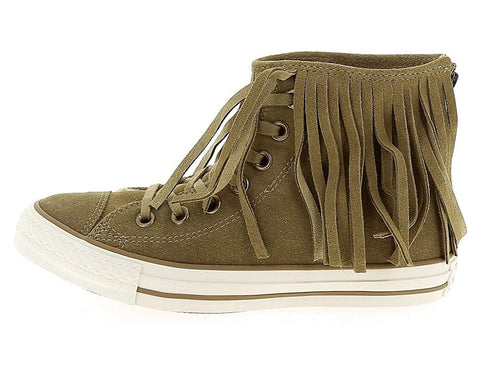 Converse Chuck Taylor All Star Fringe Sand Dune/Sand Dune/Egret (WS)