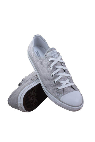 Converse Chuck Taylor All Star Dainty Ox Ash Grey/White (WS)