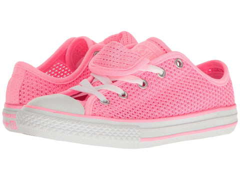 Converse Chuck Taylor All-Star Double Tongue Oxford Pink Glow/Pink Glow/White (PS/GS)