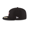 New Era 59Fifty Black NBA Chicago Bulls Alternate Fitted (70343294)