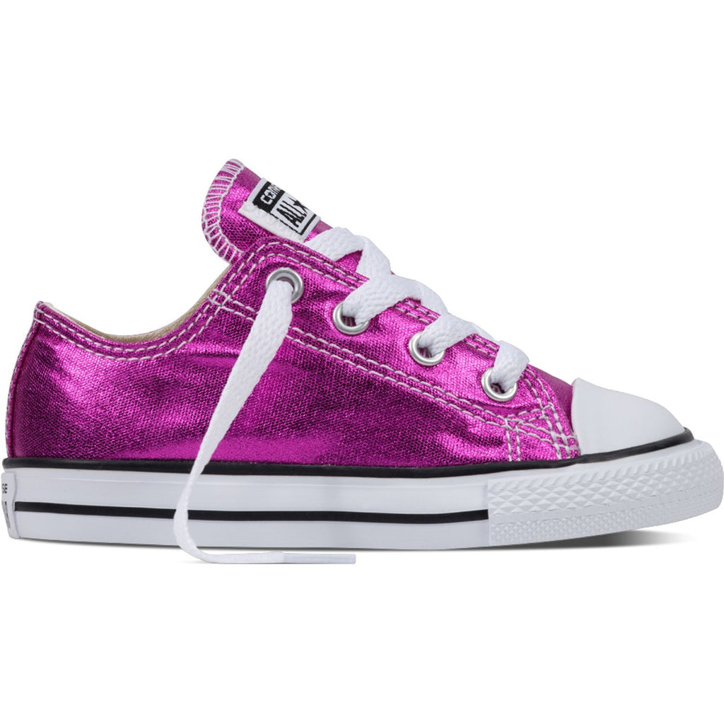 Converse Chuck Taylor All-Star Oxford Magenta Glow/Black/White (TD)