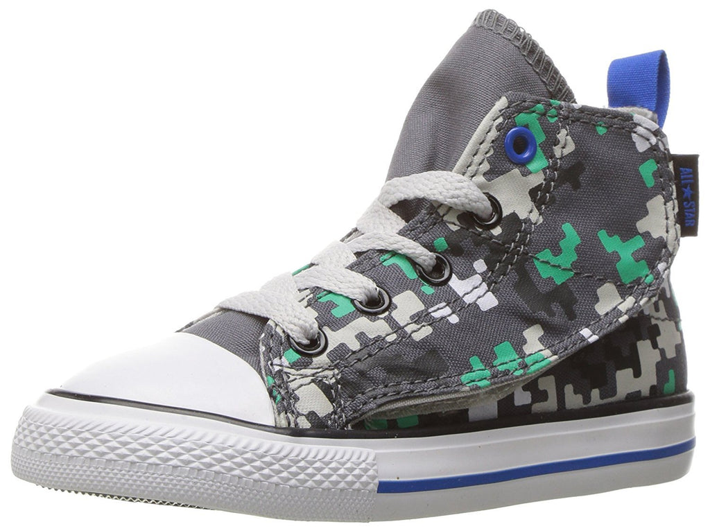 Converse Chuck Taylor All-Star Simple Step Hi-Top Thunder/Mouse/White (TD)