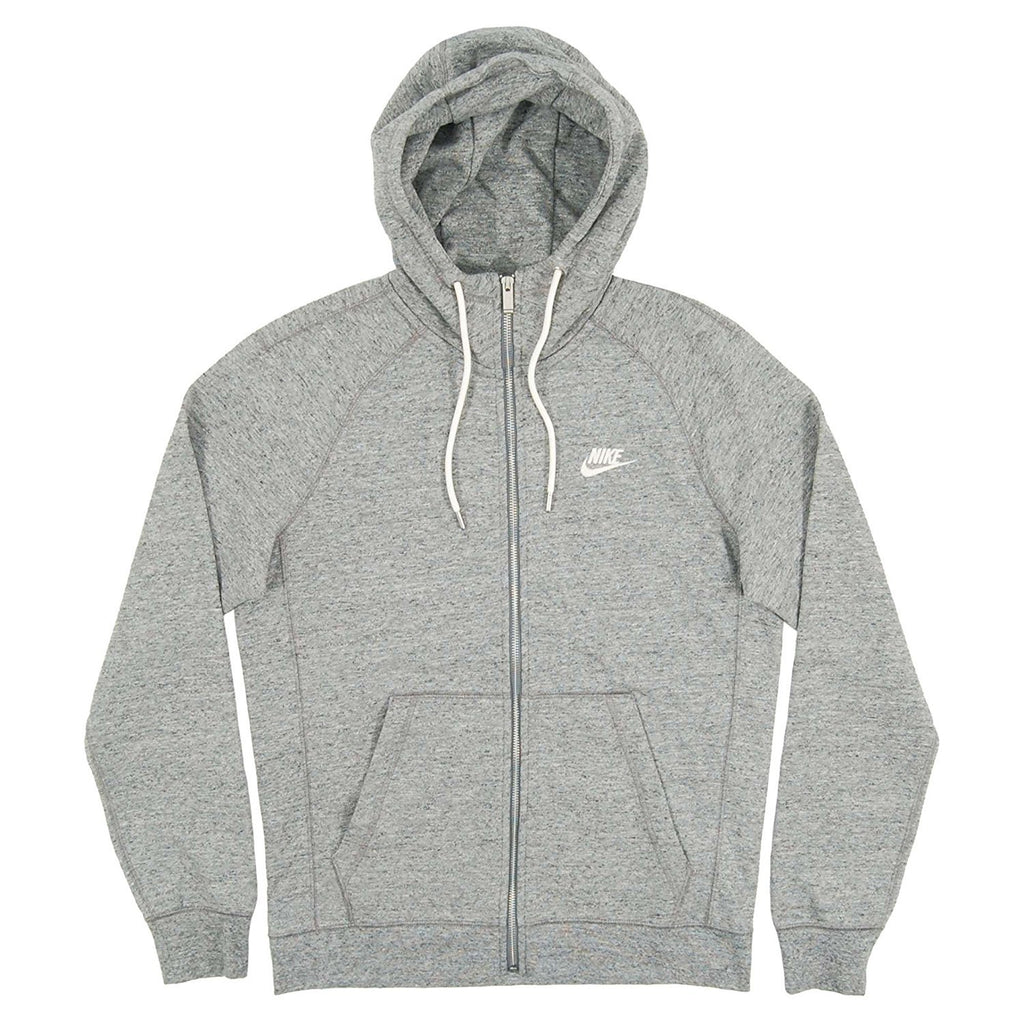 Nike Sportswear Legacy Hoodie Heather Grey/Sail
