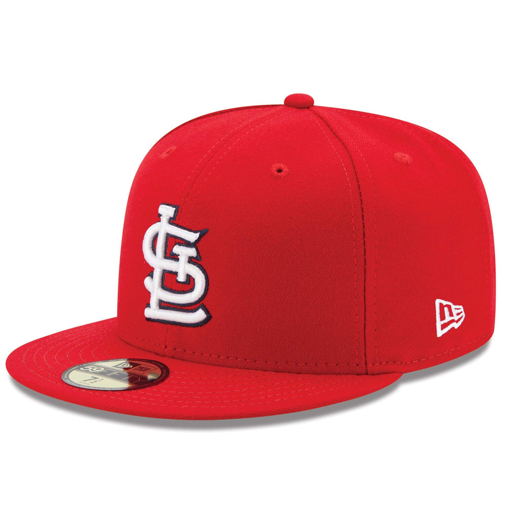 New Era 59Fifty St.Louis Cardinals Authentic Collection On Field Game Fitted