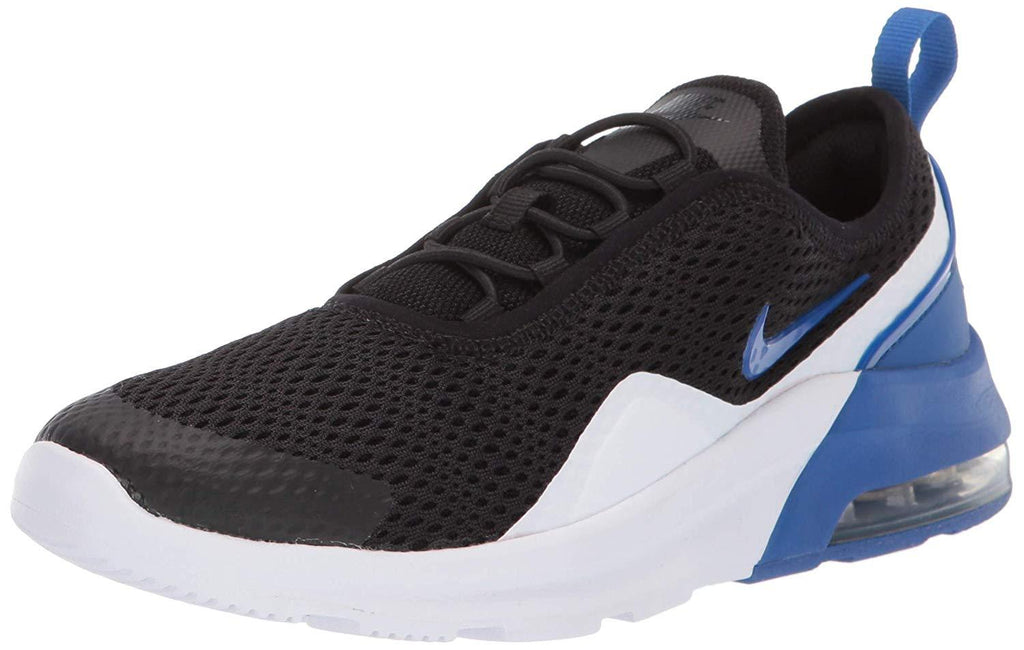 Nike Air Max Motion 2 Black/Game Royal White (PS)