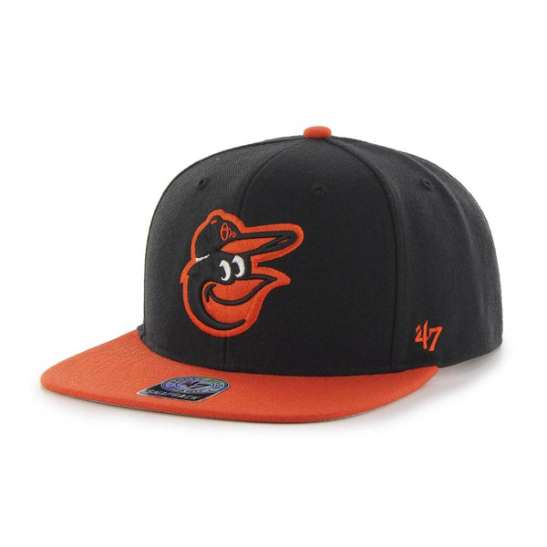 47 Brand Baltimore Orioles Sure Shot Snapback Hat