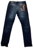 Black Pike Slim Fit Denim Pants Deep Indigo