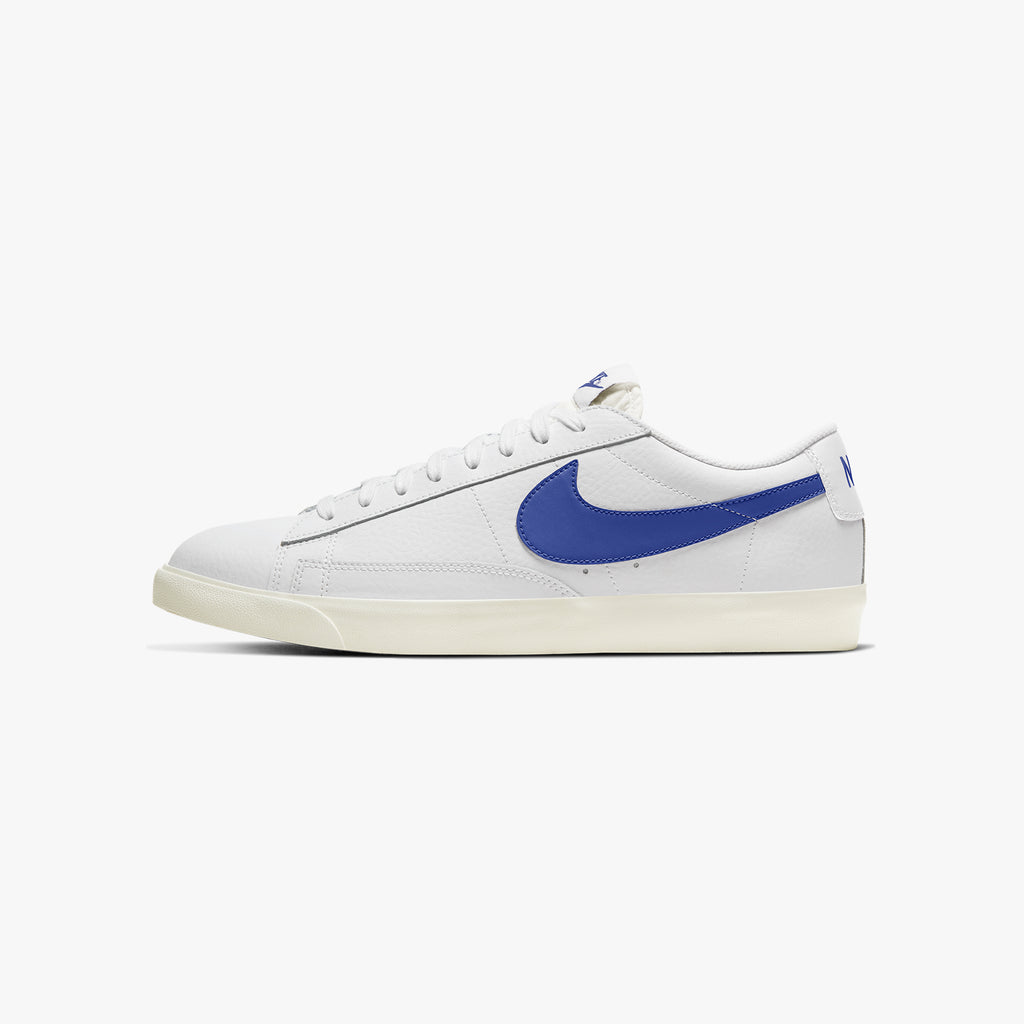 Nike Blazer Low Leather White/Sail/Astronomy Blue