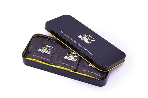 Crep Protect Ultimate Shoe Cleaning Wipes