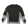 Mitchell & Ness NFL Black Oakland Raiders Home Town Champs Crewneck