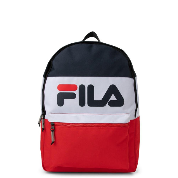 Fila Verty Backpack Peacoat/White/Chinese Red