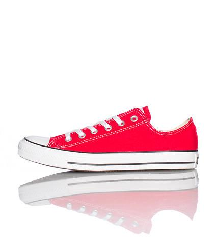 Converse All-Star Lo Top Red/White