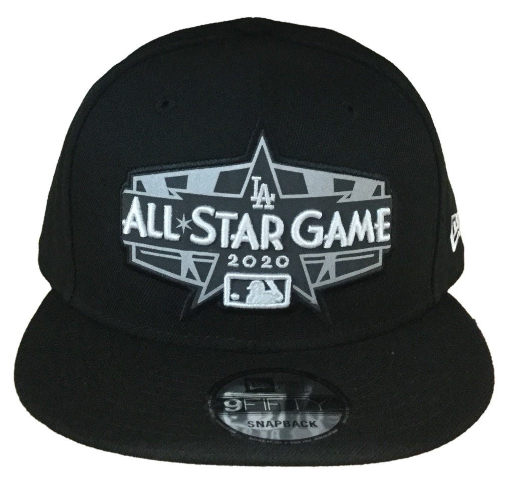 New Era 9Fifty Black MLB Los Angeles Dodgers All Star Game Snapback