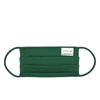 Lacoste Green L.12.12 Face Protection Mask in Cotton Pique