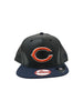 New Era Smoothly Stated Chicago Bears Black Official Team Color Snapback