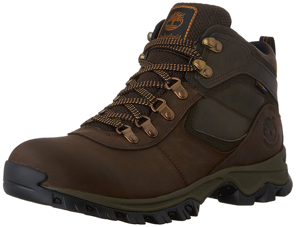 Timberland Brown Mt. Maddsen Hiker Boot