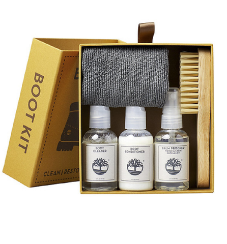 Timberland 5-Piece Boot Care Travel Kit
