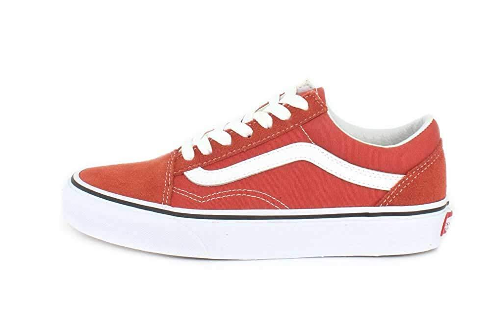 Vans Old Skool Hot Sauce/True White