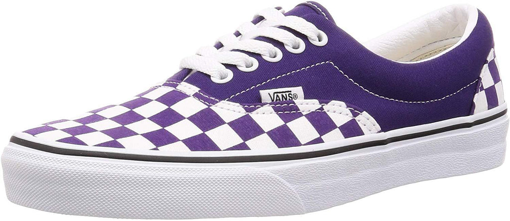Vans Era (Checkerboard) Violet/Indigo/True White