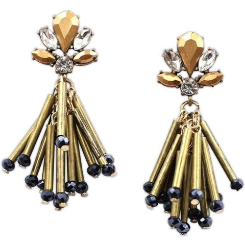 Arela Statement Earrings
