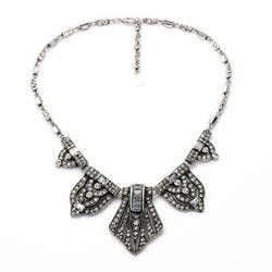 Angelina Statement Necklace - Luxe Statements